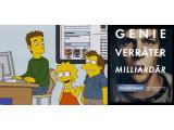 "Bild: Welche Darstellung charakterisiert Facebook-Gründer Mark Zuckerberg besser der Kinofilm ""The Social Network"" oder die Simpsons-Folge ""Loan a Lisa""."