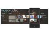 Bild: Mit Windows Phone 7 startet auch Microsofts Musikdienst Zune endlich auch in Europa.
