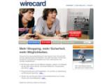 Bild: Wirecard: Virtuelle Kreditkarte im Netz