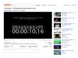 Bild: YouTube erlaubt nun Privatnutzern längere Clips hochzuladen. Statt 10 Minuten dürfen die Videos nun 15 Minuten lang sein.