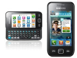 Bild: Zwei Bada-Neuheiten bringt Samsung noch im August auf den Markt: Wave 525 und Wave 533