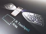 Bild: Zwei Miniprojektoren sorgen beim Seabird-Konzept für unterschiedliche Eingabemethoden