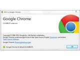 Bild: 11.0.696.57: So lautet die aktuelle Versionsnummer von Google Chrome.