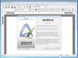 Bild: AbiWord ist eine kostenlose Textverarbeitung aus dem Gnome-Umfeld.
