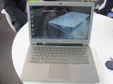 Bild: Das Acer Aspire S3 fällt in die Kategorie der Ultrabooks.