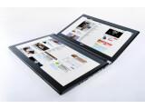 Bild: Acer präsentiert mit dem Iconia ein Dual Screen-Tablet.