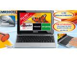 Bild: Bei Aldi Süd gibt es diese Woche ein Medion Netbook im Angebot.