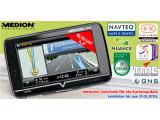 Bild: Bei Aldi Süd gibt es diese Woche ein Navigationssystem von Medion zu kaufen.
