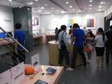 Bild: Alles nur geklaut. Der Apple Store in Kunming ist eine Fälschung.