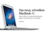 Bild: Unter anderem könnte die Produktion von Apples MacBook Air und Pro von der Fabrikschließung betroffen sein.