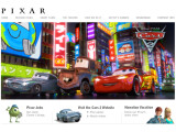 Bild: Auch das Animationsstudio Pixar wurde von Steve Jobs gegründet.