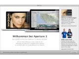 Bild: Aperture ist eine professionelle Bildbearbeitung aus dem Hause Apple.