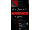 Bild: Die App der Fluggesellscahft Qantas macht bereits von den neuen Möglichkeiten für Entwickler bei Windows Phone 7 Gebrauch.