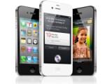 Bild: Das Apple iPhone 4S ähnelt optisch dem Vorgänger bietet aber eine leistungsstärkere Hardware und eine innovative Sprachsteuerung.
