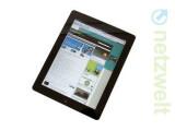 Bild: Apple verletzt mit dem Tablet-PC iPad in China die Markenrechte des chinesischen Herstellers Proview Technology.