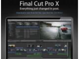 Bild: Apples neues Videoschnittprogramm Final Cut Pro X wird exklusiv über den Mac App Store vertrieben.