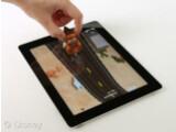 Bild: Mit den Appmates können Spieler direkt auf dem iPad herumfahren.
