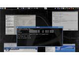 Bild: Arch Linux bietet eine breite Paketauswahl, u.a. auch den KDE-Desktop. (im Bild, Quelle: Wikipedia)