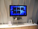 Bild: Asus neues Home Entertainment Modell Wavi Xtion ist auf der CeBIT in Hannover zu sehen.
