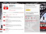 Bild: Die Bahn zeigt sich mit der Resonanz auf ihr Twitter-Angebot zufrieden.