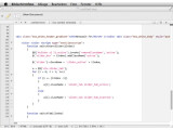 Bild: BBEdit 10 ist ein schnörkelloser Texteditor für den Macintosh.