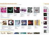 Bild: Best-of-CDs auf Amazon. Wenn der Musikgeschmack kompatibel ist, klappt es auch mit der Partnerschaft.