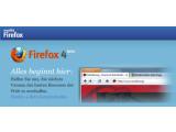 Bild: Beta 10 ist da: Die neue Version des Firefox 4 bietet mehr als 500 Änderungen.