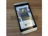 Bild: Der BlackBerry London soll Mitte 2012 erscheinen.