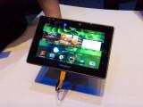 Bild: Das BlackBerry Playbook wird mit Zugang zum 7digital-Musikshop ausgeliefert.
