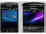 Bild: Das BlackBerry Theme Studio ermöglicht individuelle Designs.