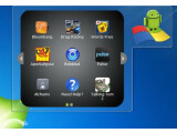 Bild: Der BlueStacks App Player bringt Android-Apps auf den Windows-PC.