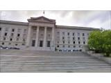 Bild: Das Bundesgericht in Lausanne entscheidet über die Zukunft von Street View in der Schweiz.