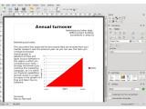 Bild: Calligra Suite ist der Nachfolger des KDE-Programmpakets Office.