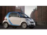 Bild: Die Car2Go-Smarts stehen ab April auch in Hamburg zum Mieten bereit.