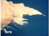 Bild: Challenger-Unglück: Kurz nach dem Start ist das Space Shuttle am 28. Januar 1986 explodiert.
