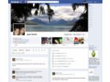 Bild: Die Chronik - So sieht bald die neue Profilseite bei Facebook aus.