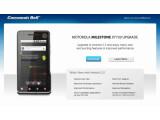 Bild: Cincinnati Bell hat ein Android-Update für das Motorola Milestone veröffentlicht.