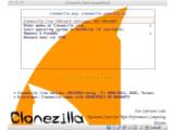 Bild: Clonezilla ist ein Betriebssystem für das Klonen von Festplatten.
