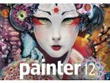 Bild: Corel Painter 12 erscheint Anfang Oktober auch in einer deutschen Fassung.
