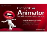 Bild: Mit CrazyTalk Animator lassen sich beliebige Objekte mit Sprache unterlegen.