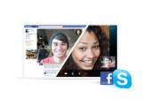 Bild: Dank einer neuen Skype-Beta können Facebook-Nutzer miteinander per Video chatten.