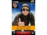 Bild: Dank Qik Video Connect können Android- und iOS-Nutzer untereinander Videogespräche führen.
