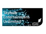 Bild: Dank Skyhub können Passagiere bei Gulf Air Live-Fernsehangebote nutzen.