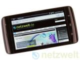 Bild: Das Dell Streak ist ein Mix aus Smartphone und Tablet.