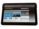 Bild: Das Design des Motorola Xoom ähnelt laut Meinung von Apple zu sehr dem iPad.