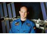 Bild: Der deutsche Astronaut Alexander Gerst fliegt 2014 zur ISS.
