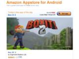 Bild: Auch deutsche Kunden können jetzt Android-Apps über das Download-Angebot von Amazon laden.