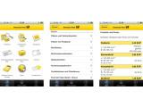 """Bild: Die Deutsche Post bietet neben """"Post mobil"""" noch drei weitere Apps an."""