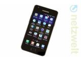 Bild: Auch in Deutschland soll bald Android 2.3.4 für das Galaxy S2 verfügbar sein.