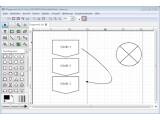 Bild: Mit Dia macht das Zeichnen eines Diagramms großen Spaß.